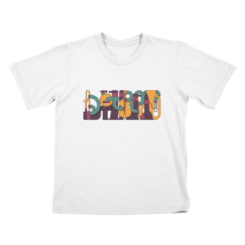 Jazzmatazz Kids T-Shirt by Emporio de Mutanthands