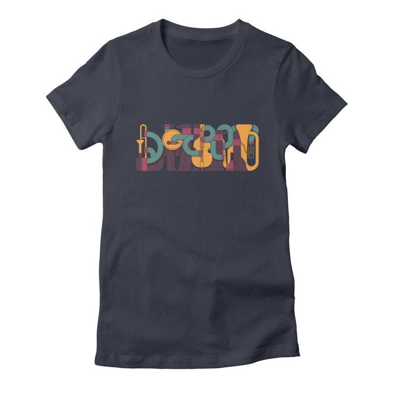 Jazzmatazz Women's T-Shirt by Emporio de Mutanthands