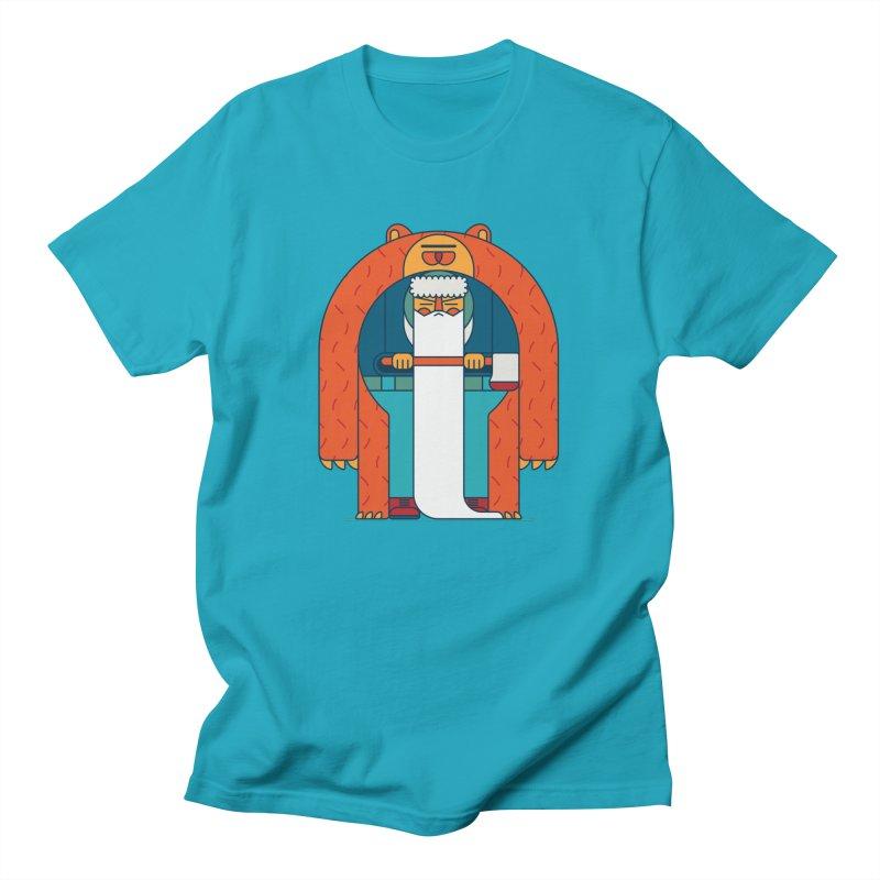 Lumberjack Men's T-Shirt by Emporio de Mutanthands