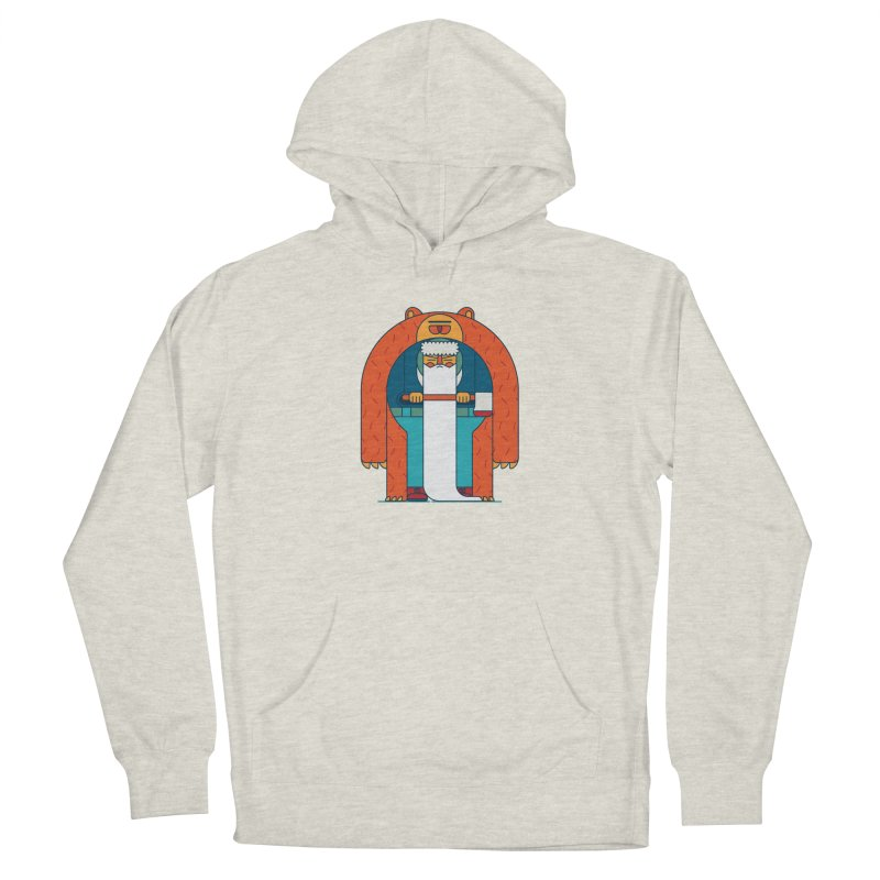Lumberjack Women's French Terry Pullover Hoody by Emporio de Mutanthands