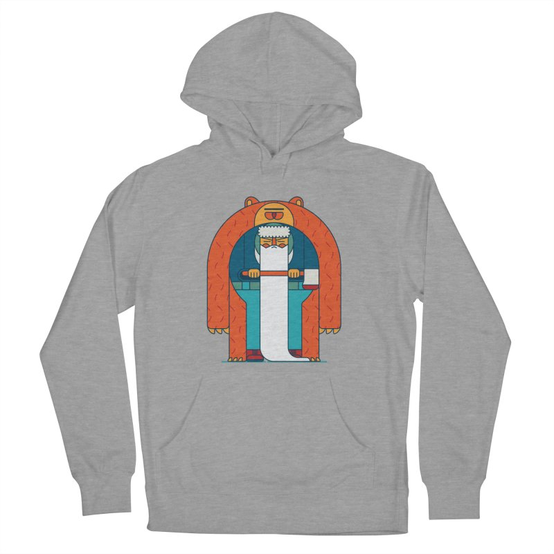 Lumberjack Men's French Terry Pullover Hoody by Emporio de Mutanthands