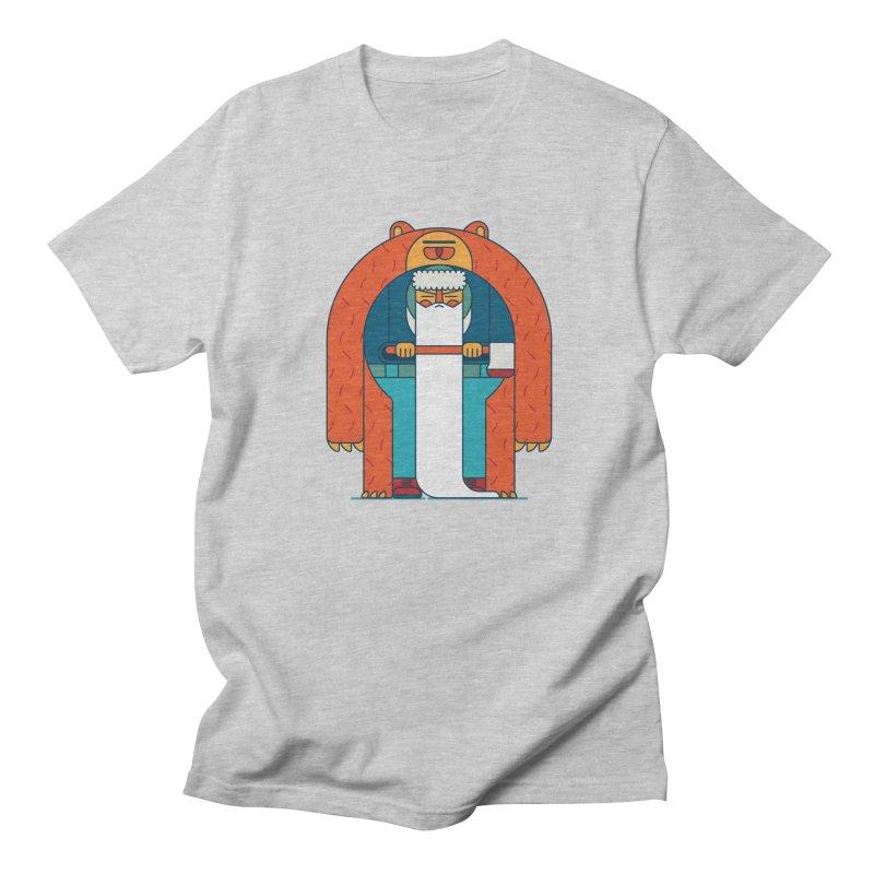 Lumberjack Women's Regular Unisex T-Shirt by Emporio de Mutanthands