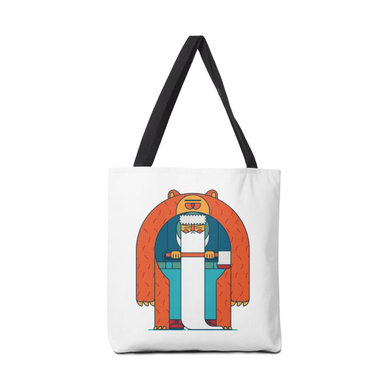 Lumberjack Accessories Tote Bag Bag by Emporio de Mutanthands