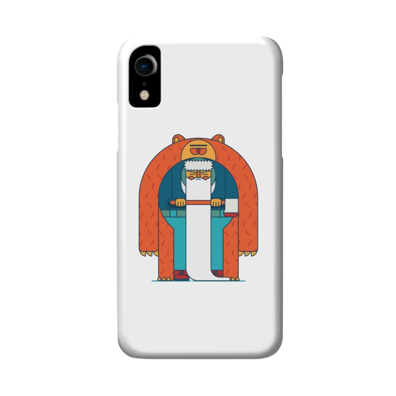 Lumberjack Accessories Phone Case by Emporio de Mutanthands