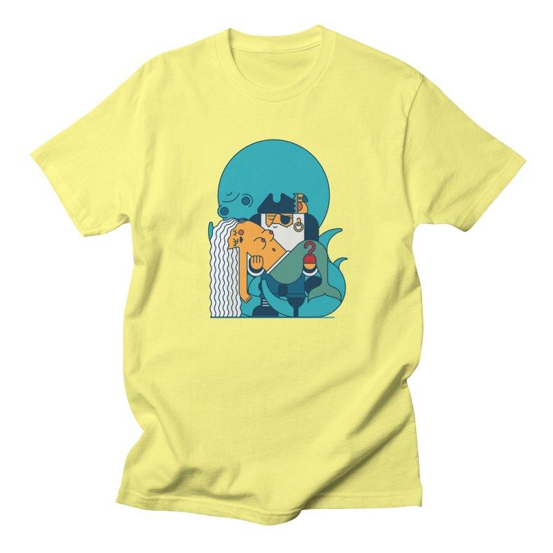 Pirate Women's Regular Unisex T-Shirt by Emporio de Mutanthands