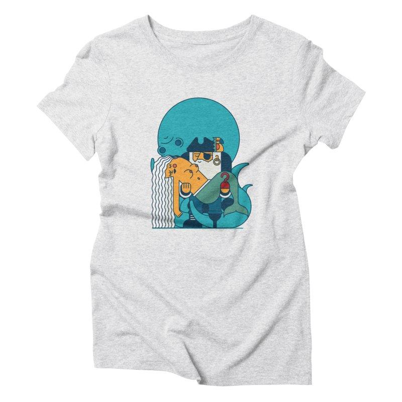 Pirate Women's T-Shirt by Emporio de Mutanthands