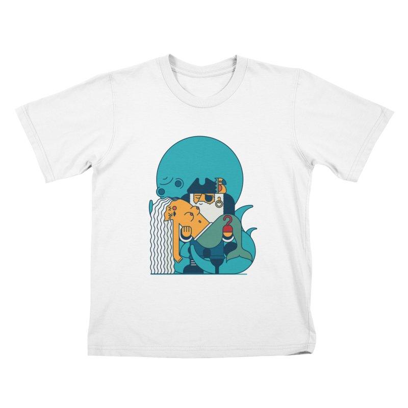 Pirate Kids T-Shirt by Emporio de Mutanthands