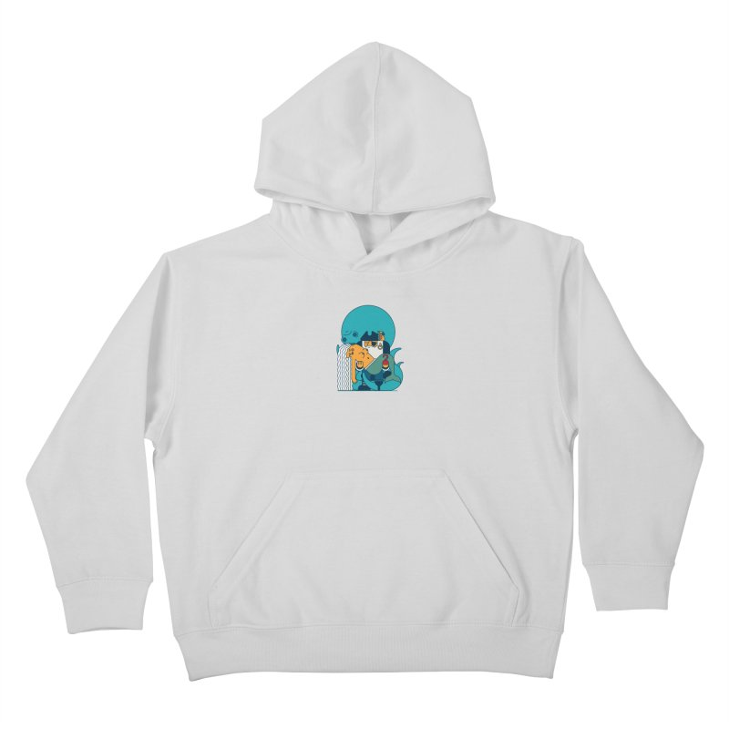 Pirate Kids Pullover Hoody by Emporio de Mutanthands