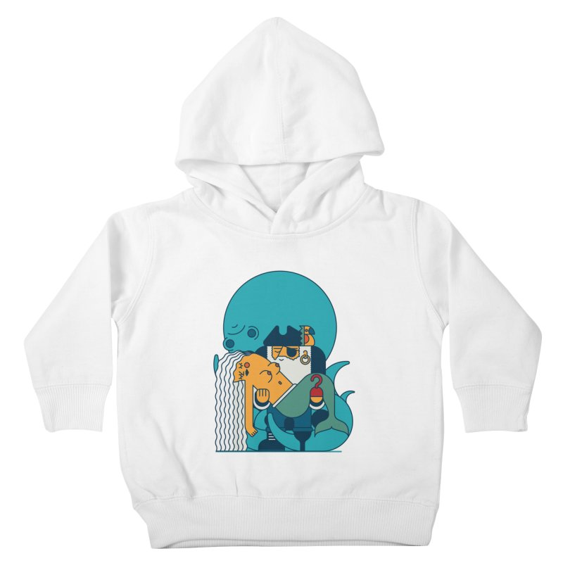 Pirate Kids Toddler Pullover Hoody by Emporio de Mutanthands