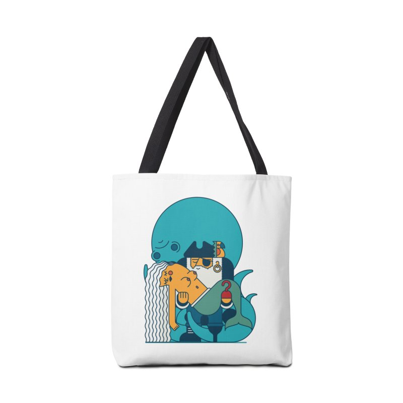 Pirate Accessories Tote Bag Bag by Emporio de Mutanthands