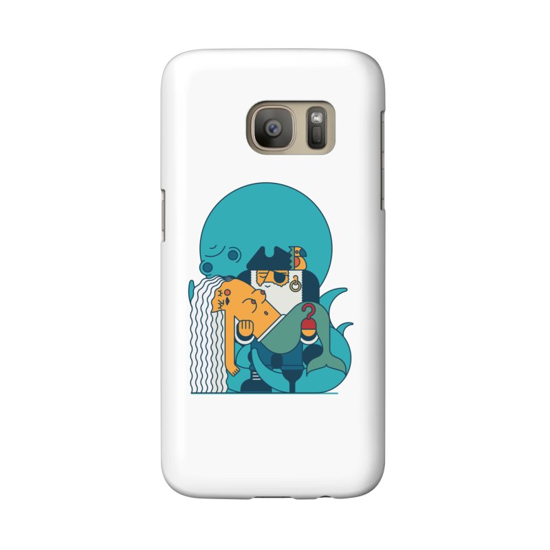 Pirate Accessories Phone Case by Emporio de Mutanthands