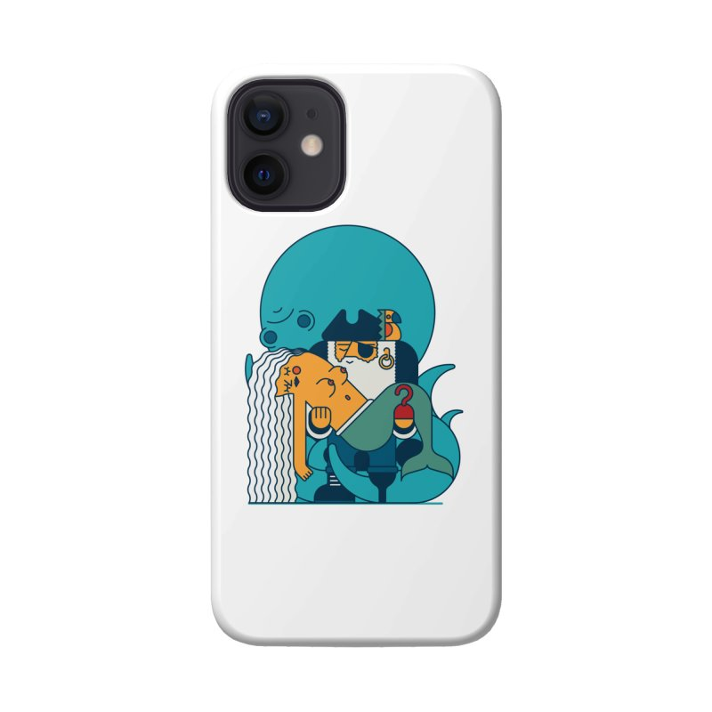 Pirate Accessories Phone Case by Emporio de Mutanthands