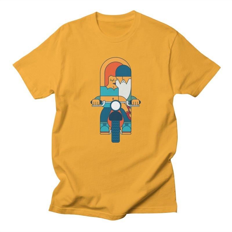 SleezyRider Men's T-Shirt by Emporio de Mutanthands