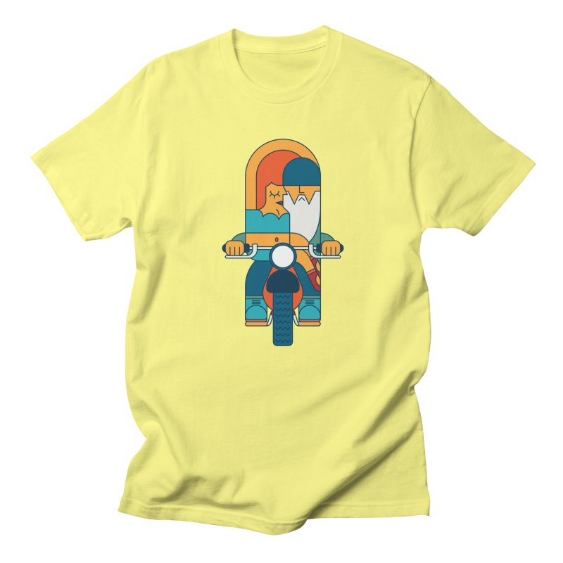 SleezyRider Women's Regular Unisex T-Shirt by Emporio de Mutanthands
