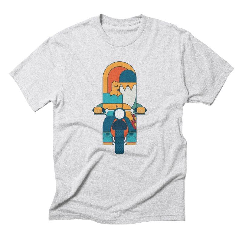 SleezyRider Men's Triblend T-Shirt by Emporio de Mutanthands