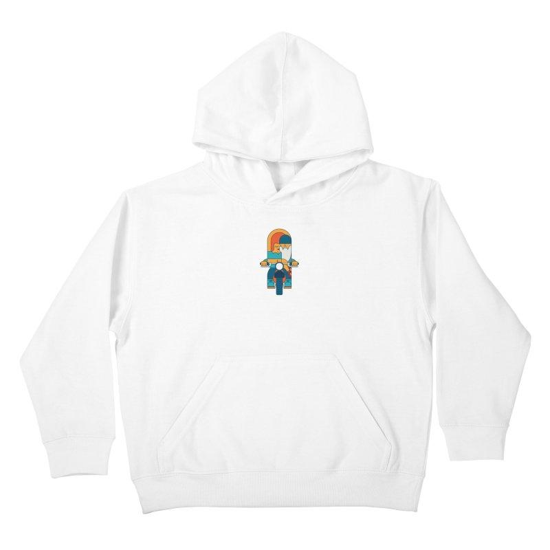 SleezyRider Kids Pullover Hoody by Emporio de Mutanthands