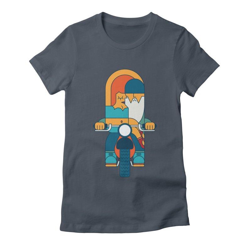 SleezyRider Women's T-Shirt by Emporio de Mutanthands