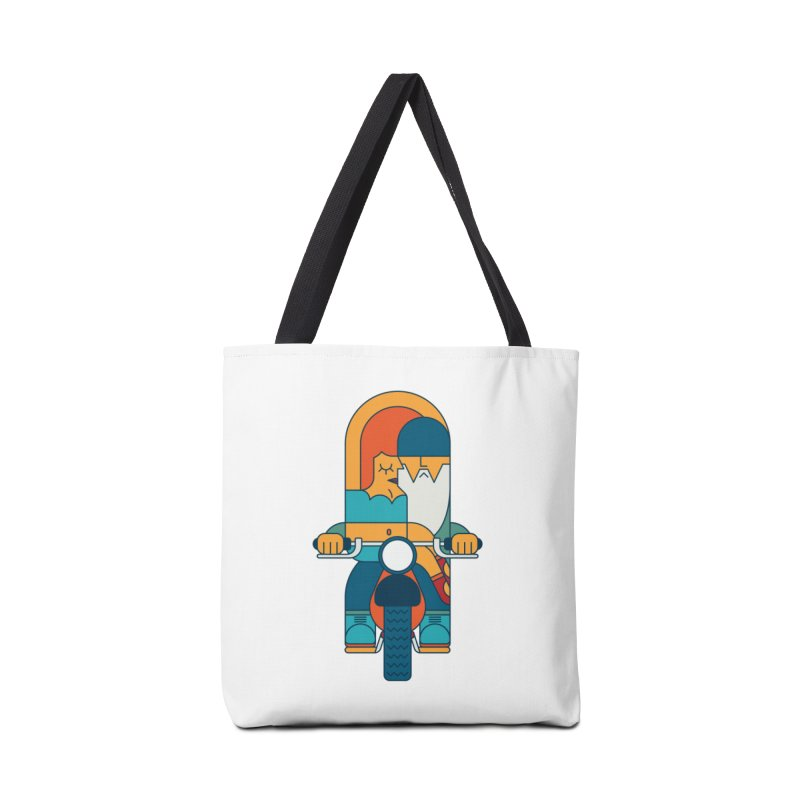 SleezyRider Accessories Tote Bag Bag by Emporio de Mutanthands