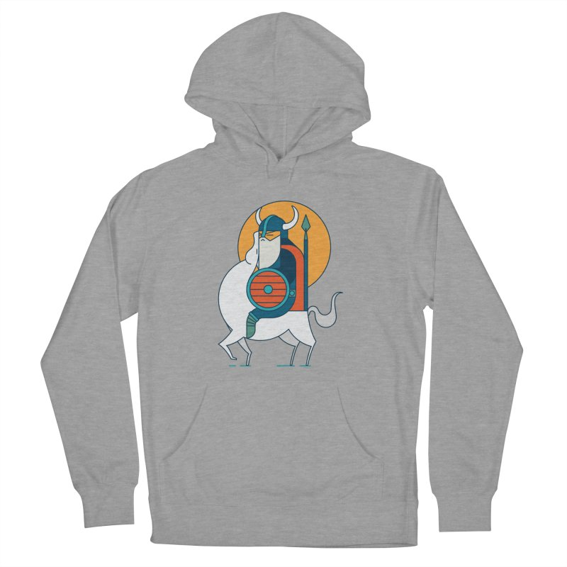 Viking Men's French Terry Pullover Hoody by Emporio de Mutanthands