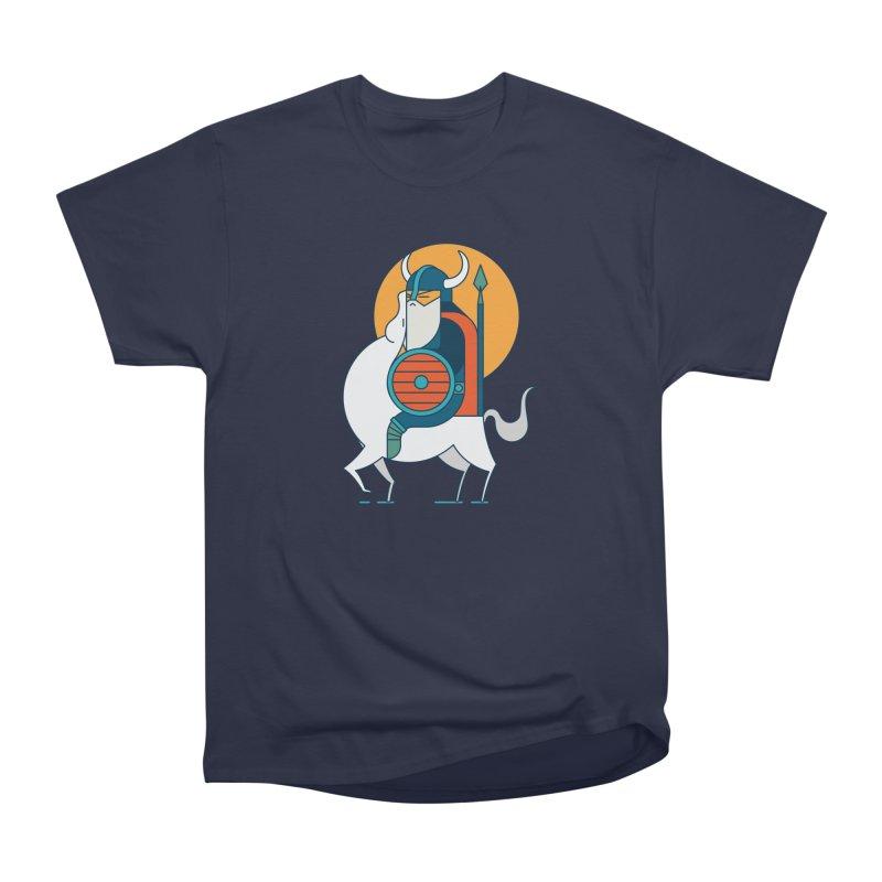 Viking Men's Heavyweight T-Shirt by Emporio de Mutanthands