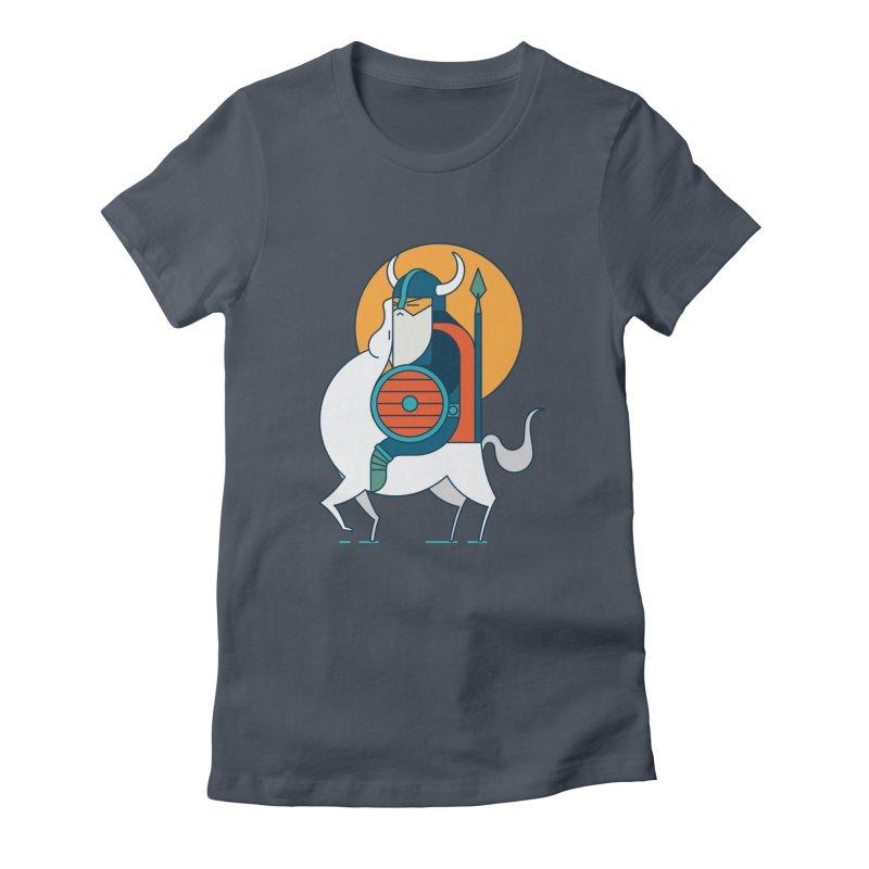 Viking Women's T-Shirt by Emporio de Mutanthands