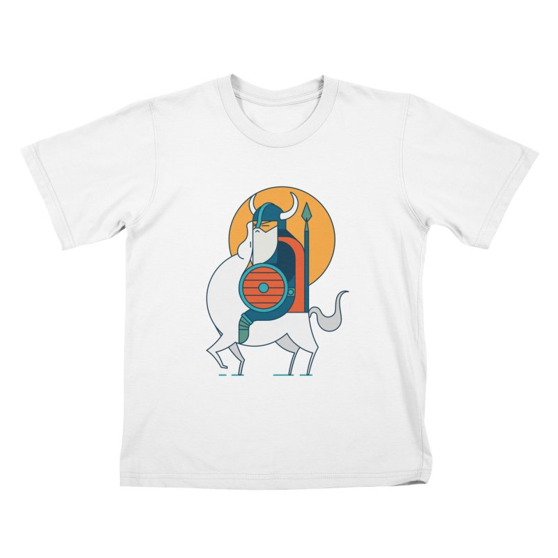 Viking Kids T-Shirt by Emporio de Mutanthands