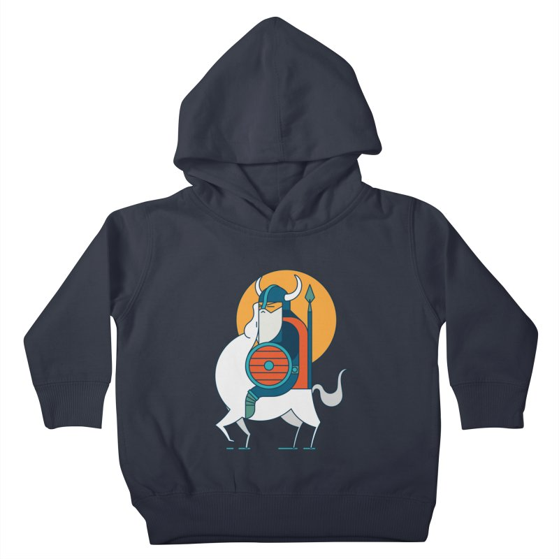 Viking Kids Toddler Pullover Hoody by Emporio de Mutanthands