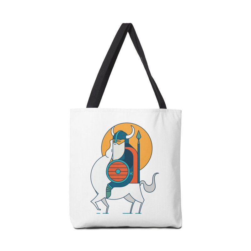 Viking Accessories Tote Bag Bag by Emporio de Mutanthands