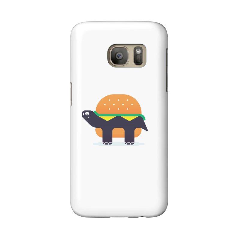 Turtle Burger Accessories Phone Case by Emporio de Mutanthands