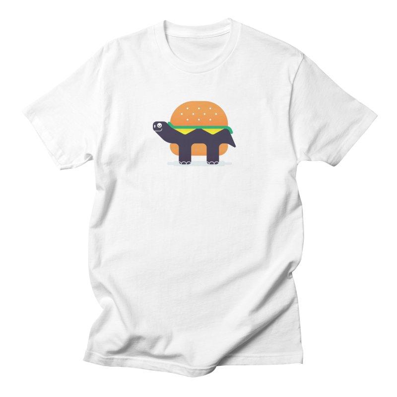 Turtle Burger Men's T-Shirt by Emporio de Mutanthands