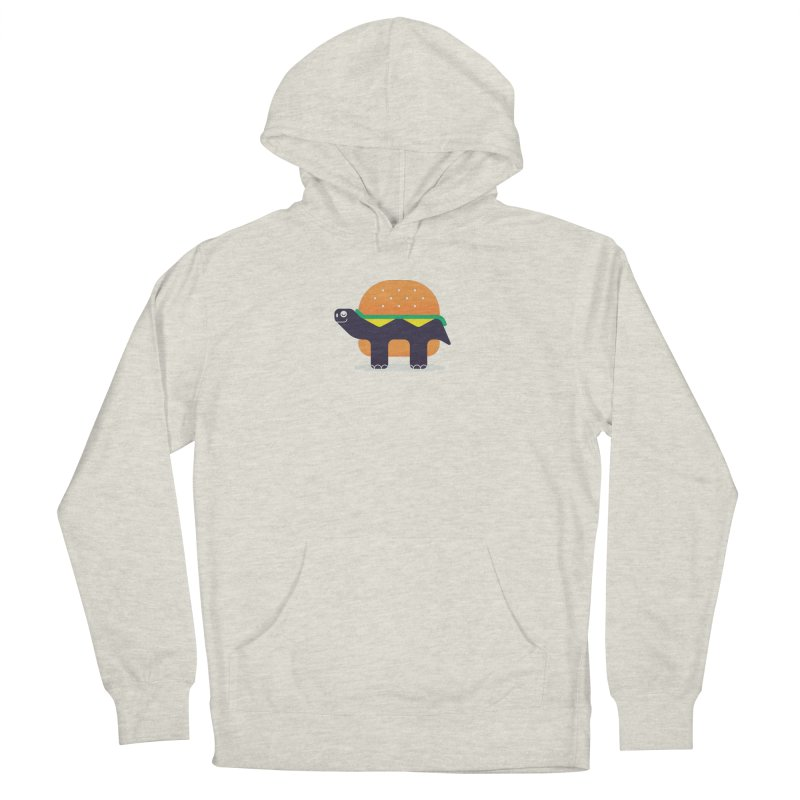 Turtle Burger Women's Pullover Hoody by Emporio de Mutanthands