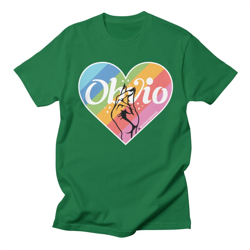 Obvio Pride Men's T-Shirt by Muy Cute Shop