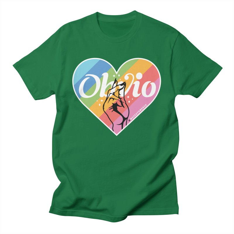 Obvio Pride Women's T-Shirt by Muy Cute Camisa Shop