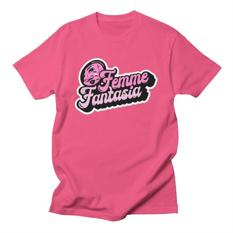 Femme Fantasia Men's T-Shirt by Muy Cute Camisa Shop