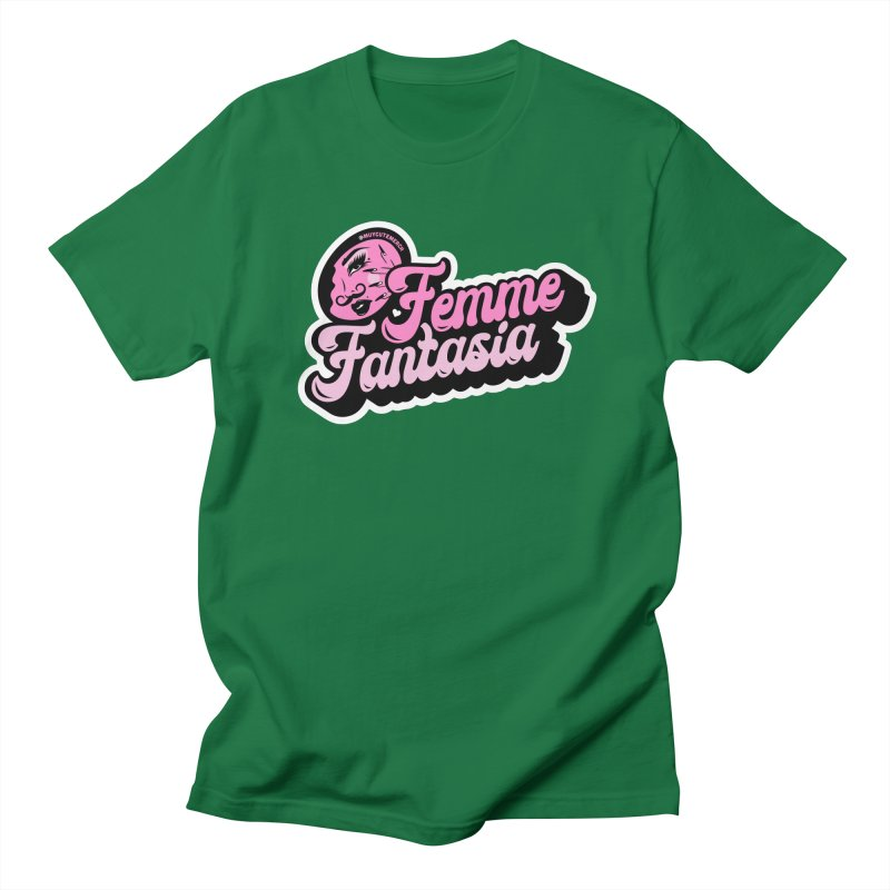 Femme Fantasia Men's T-Shirt by Muy Cute Camisa Shop