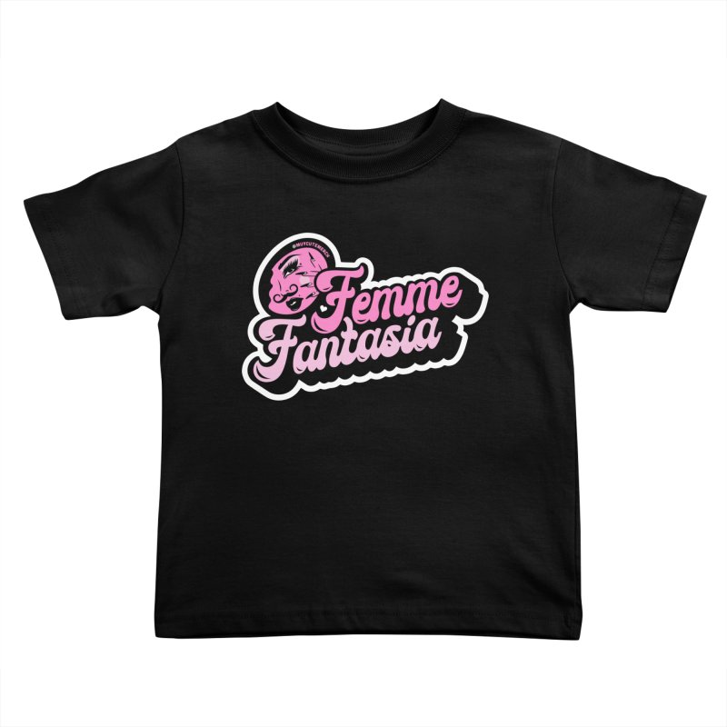 Femme Fantasia Kids Toddler T-Shirt by Muy Cute Shop