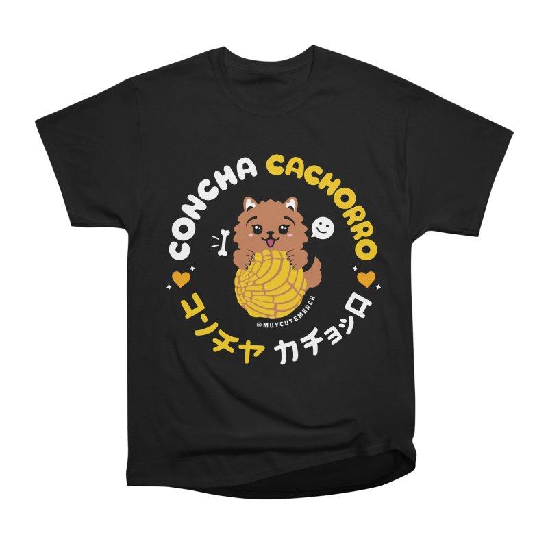 Concha Cachorro Women's T-Shirt by Muy Cute Camisa Shop