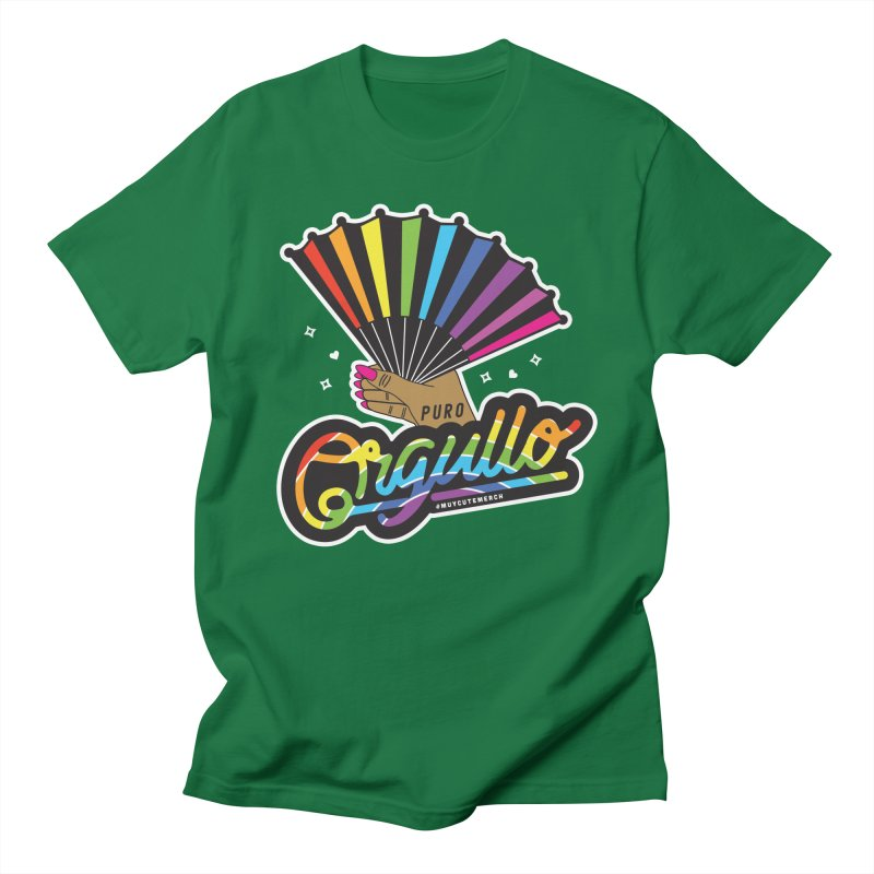 Puro Orgullo Men's T-Shirt by Muy Cute Camisa Shop