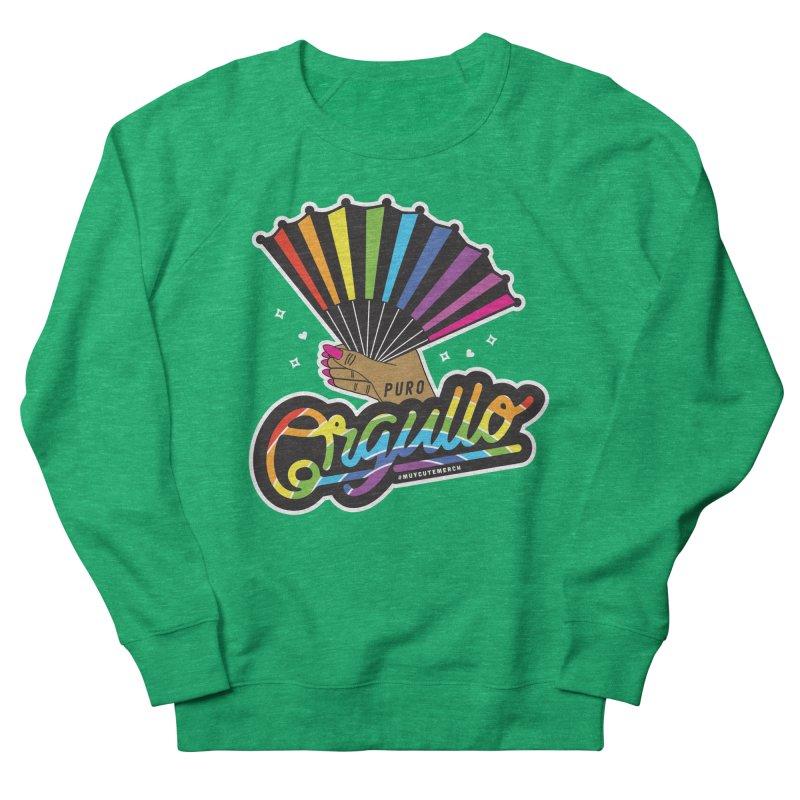 Puro Orgullo Women's Sweatshirt by Muy Cute Camisa Shop