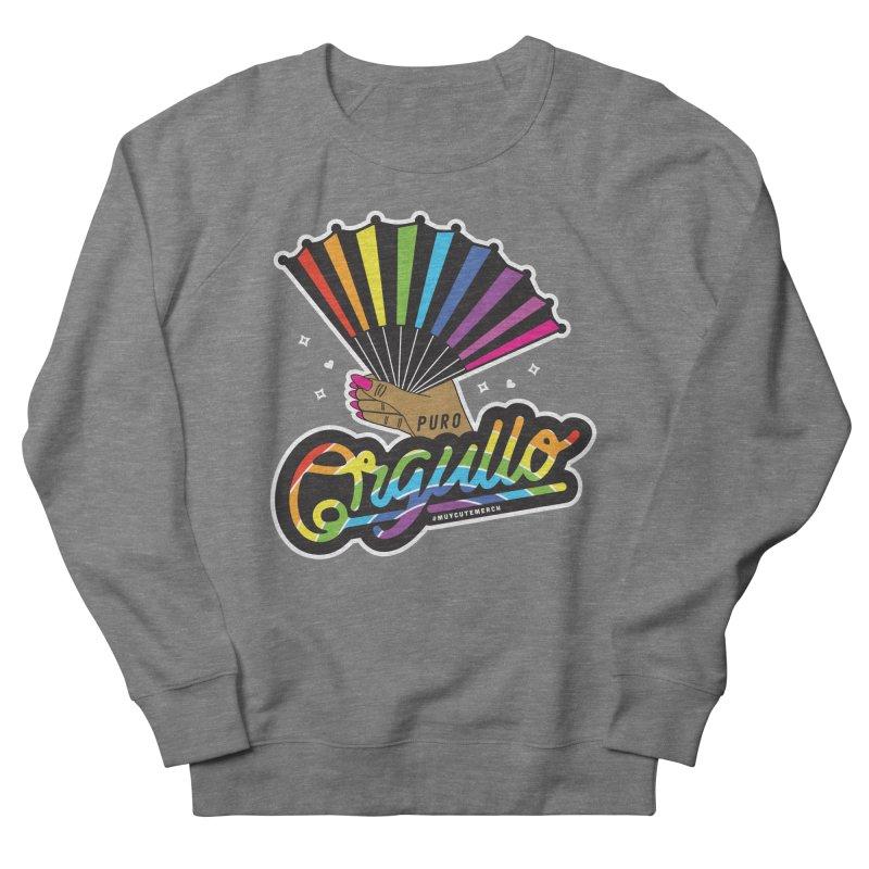 Puro Orgullo Men's Sweatshirt by Muy Cute Camisa Shop