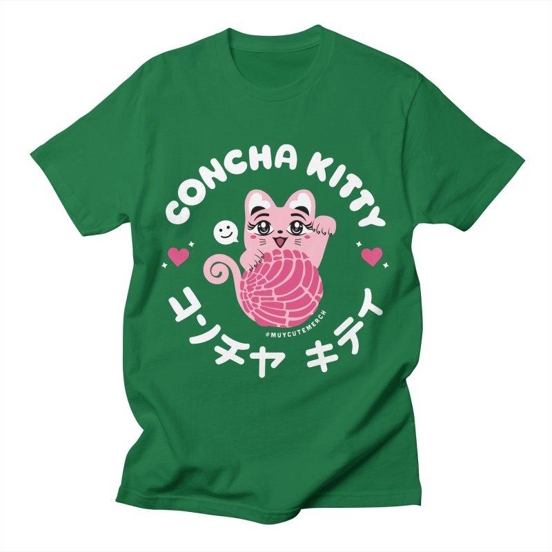 Concha Kitty Women's T-Shirt by Muy Cute Camisa Shop