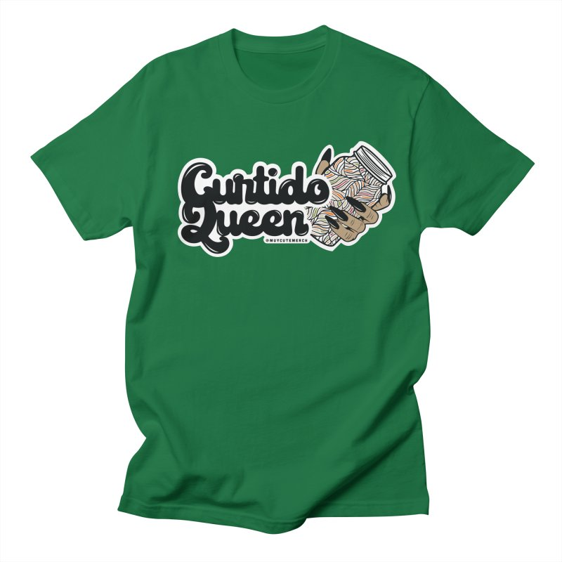 Curtido Queen Women's T-Shirt by Muy Cute Camisa Shop