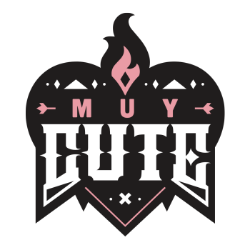 Muy Cute Shop Logo