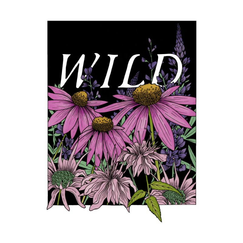 WILD Home Fine Art Print by mwashburnart's Artist Shop