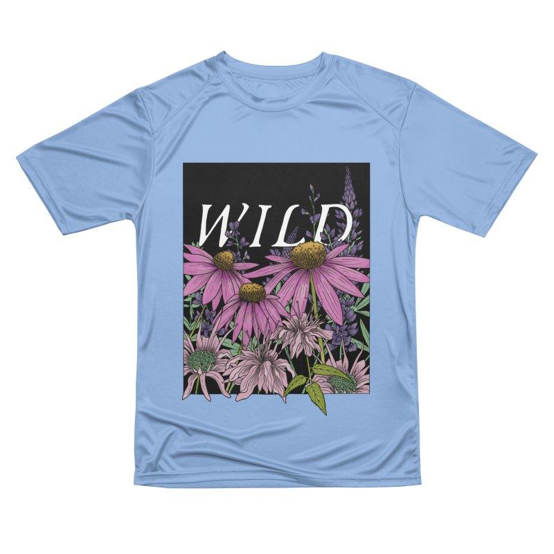WILD Women's Performance Unisex T-Shirt by mwashburnart's Artist Shop