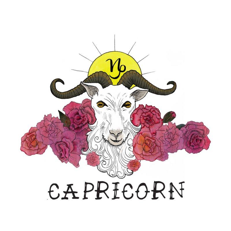 Capricorn by mwashburnart's Artist Shop