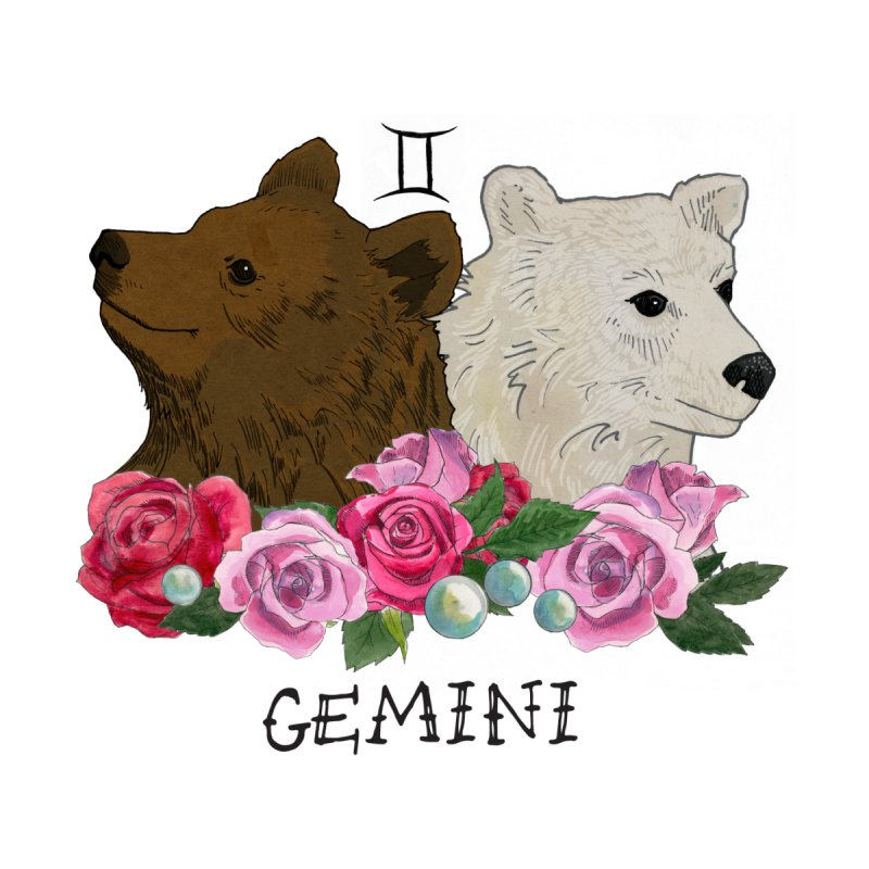 Gemini by mwashburnart's Artist Shop