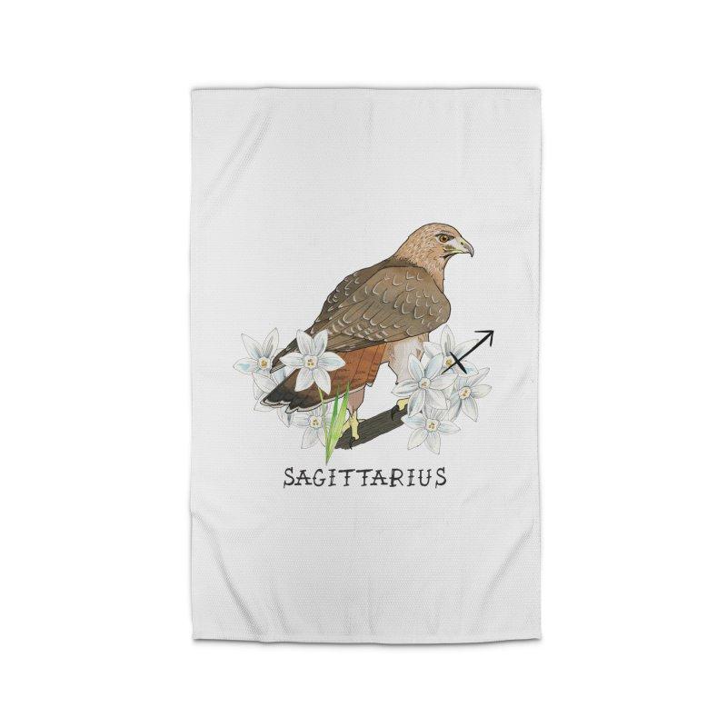 Sagittarius Home Rug by mwashburnart's Artist Shop