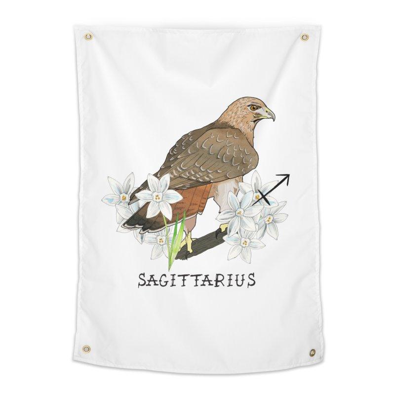 Sagittarius Home Tapestry by mwashburnart's Artist Shop