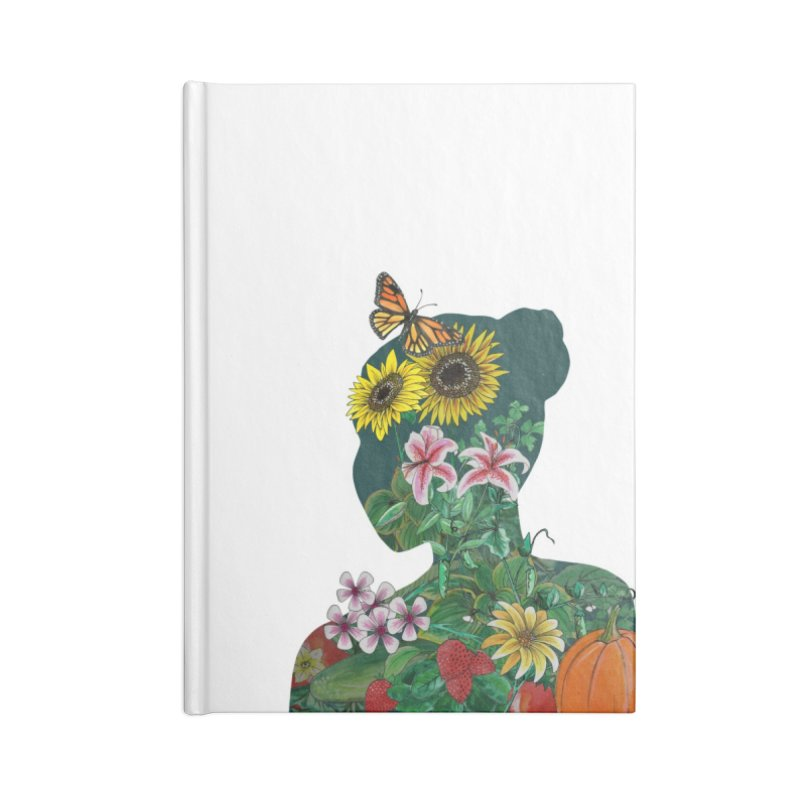 GROW Accessories Notebook by mwashburnart's Artist Shop